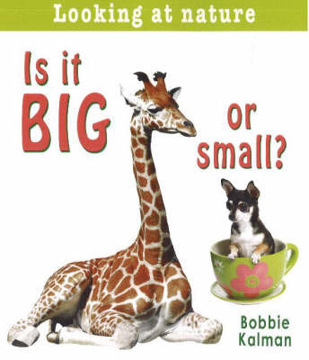 Is it Big or Small? by Bobbie Kalman image
