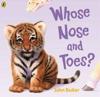 Whose Nose and Toes? by John Butler image