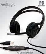 Powerwave Premium USB Headset