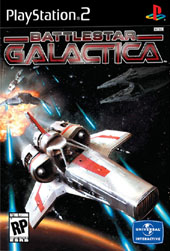 Battlestar Galactica for PS2