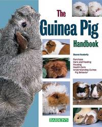 The Guinea Pig Handbook by Sharon Vanderlip image