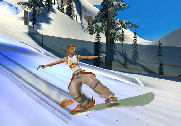 SSX 3 for GameCube image