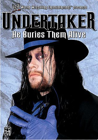 WWE - Undertaker: He Buries Them Alive on DVD