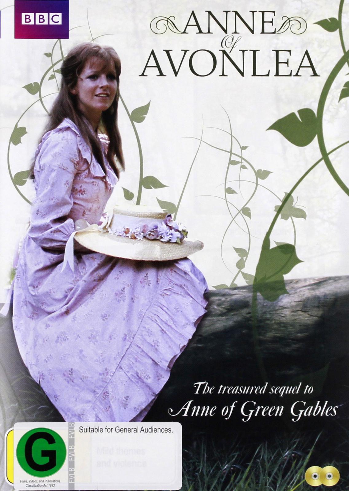 BBC's Anne Of Avonlea on DVD image