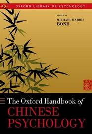 Oxford Handbook of Chinese Psychology image