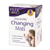 Rite Aid - Disposable Changing Mats