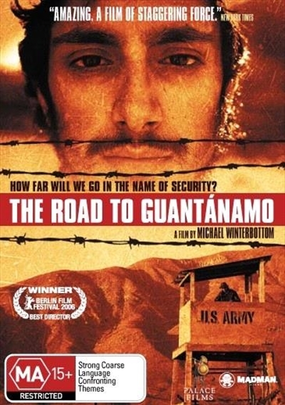 The Road to Guantanamo on DVD image