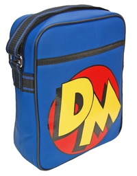 Danger Mouse: Blue Logo - Flight Bag