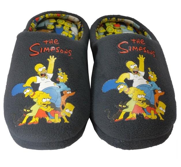 f00e239b87c05 Simpsons  Character Slippers