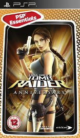 Tomb Raider 10th Anniversary (Essentials) for PSP