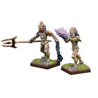 Kings of War Naiad Centurion or Envoy