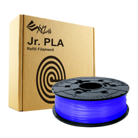 Da Vinci Filament For Mini Maker/Jr - PLA Refill Pack (Blue) image
