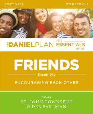 Friends Study Guide by John Townsend