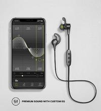 Jaybird: X4 Sport Bluetooth Headphones - Black Metallic / Flash image