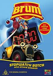 Brum - Stopwatch Botch & Other Stories on DVD
