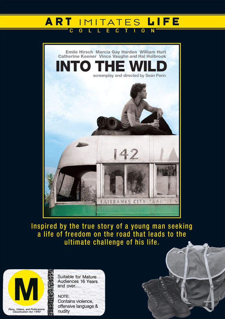 Into The Wild on DVD image
