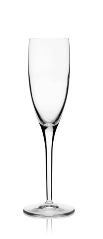 Luigi Bormioli: Michelangelo Masterpiece Flute Glasses - Set of 4 Gift Boxed (200ml)
