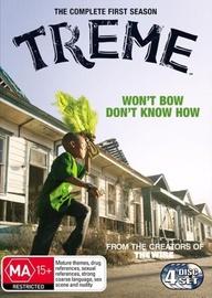 Treme: Season 1 (4 Disc Set) on DVD