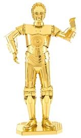 Metal Earth: Star Wars C-3PO (Gold) - Model Kit