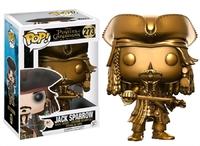 Pirates of the Caribbean 5: Jack Sparrow (Gold) Pop! Vinyl Figure