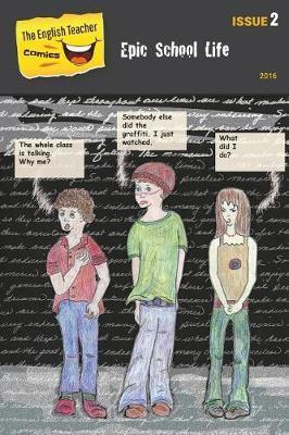 The English Teacher Comics by Shoshana Brand
