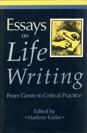 Essays on Life Writing image