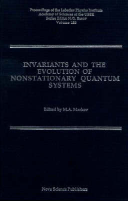 Invariants and the Evolution of Nonstationary Quantum Systems by V.V. Dodonov