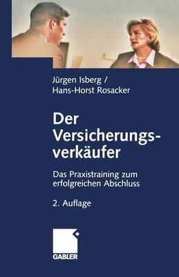 Der Versicherungsverkaufer by Jurgen Isberg image