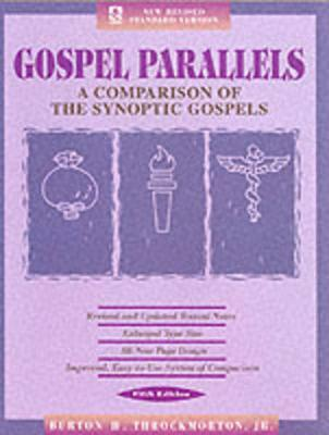 Gospel Parallels, NRSV Edition by Burton H. Throckmorton image