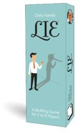 LIE - A Bluffing Game