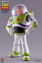 Toy Story Buzz Lightyear Version 2 Vinyl Collectible Doll