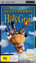Monty Python and the Holy Grail for PSP