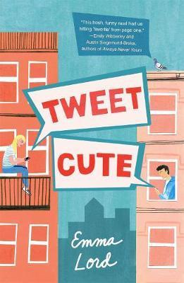 Tweet Cute by Emma Lord image