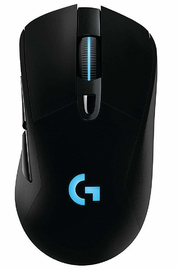 Logitech G703 HERO Lightspeed Wireless Gaming Mouse for PC