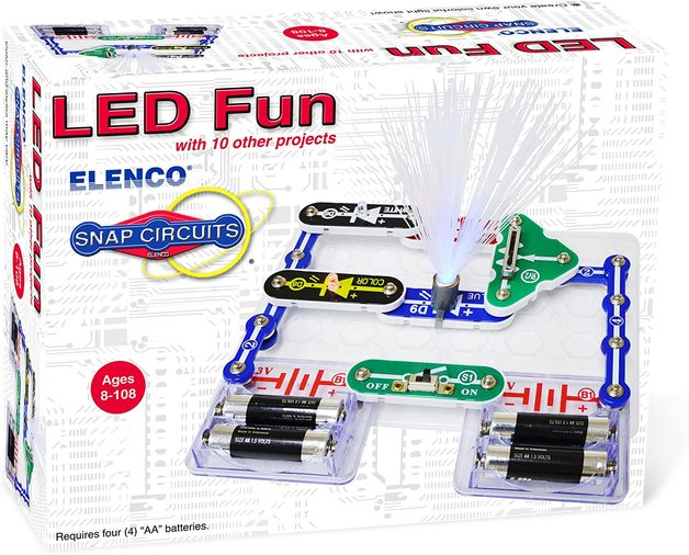 Snap Circuits: Mini Kit LED Fun