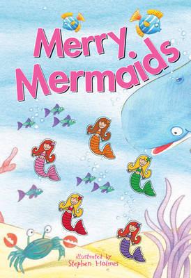Merry Mermaids! by Stephen Holmes (New York University) image
