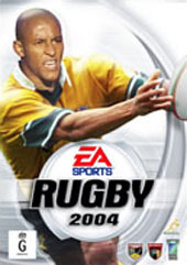 Rugby 2004 for PlayStation 2