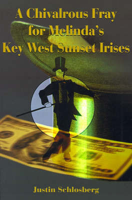 A Chivalrous Fray for Melinda's Key West Sunset Irises by Justin Schlosberg