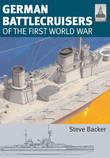 Shipcraft 22: German Battlecruisers by Steve Backer