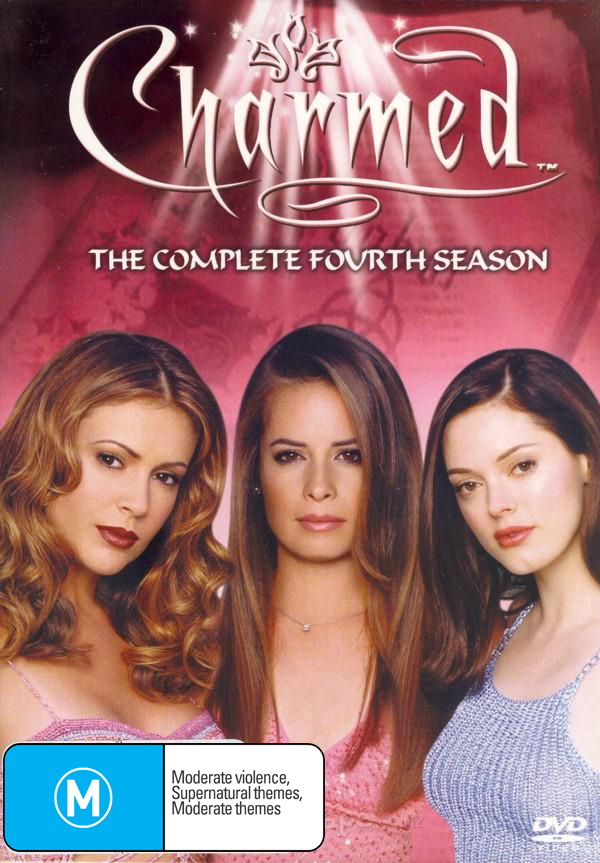 Charmed - Season 4 on DVD image