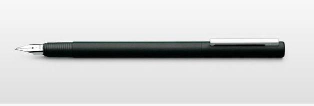 Lamy cp1 Fountain Pen - Matte Black
