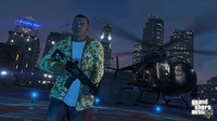 Grand Theft Auto V for PS4 image