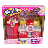 Shopkins: Fashion Spree - Makeup Spot Playset