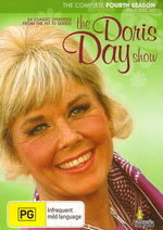 Doris Day Show, The - Season 4 (4 Disc Set) on DVD