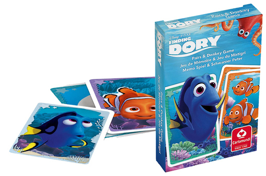 Finding Dory - Card Game