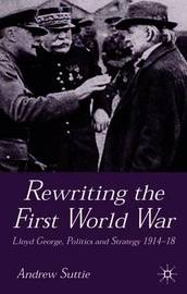 Rewriting the First World War by Andrew Suttie image