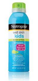 Neutrogena Wet Skin Kids Sunscreen Spray SPF70 141g