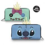 Loungefly Disney Stitch and Scrump Wallet