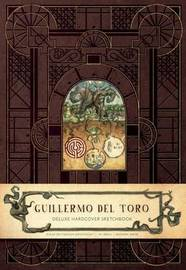 Guillermo Del Toro Deluxe Blank Journal by Insight Editions