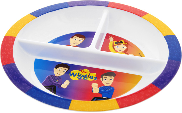 The Wiggles: Section Plate
